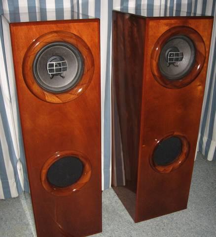 Custom Floor Speakers Bing