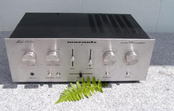 Marantz 1050 Integrated Amp