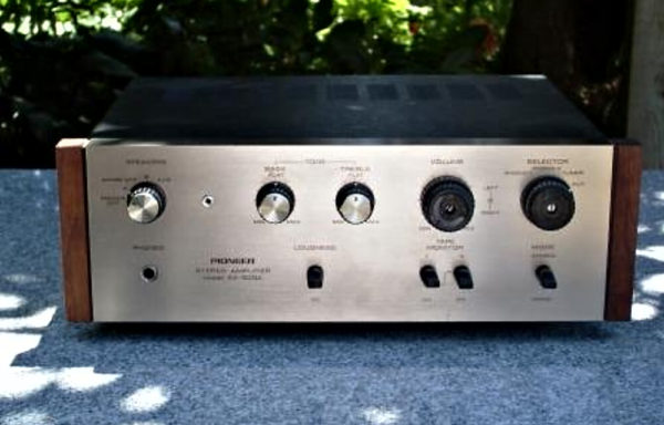 Pioneer SA-500A Integrated amp