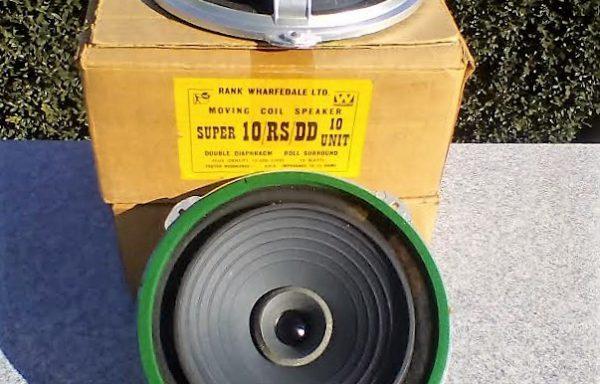 Wharfedale Super 10 RS DD