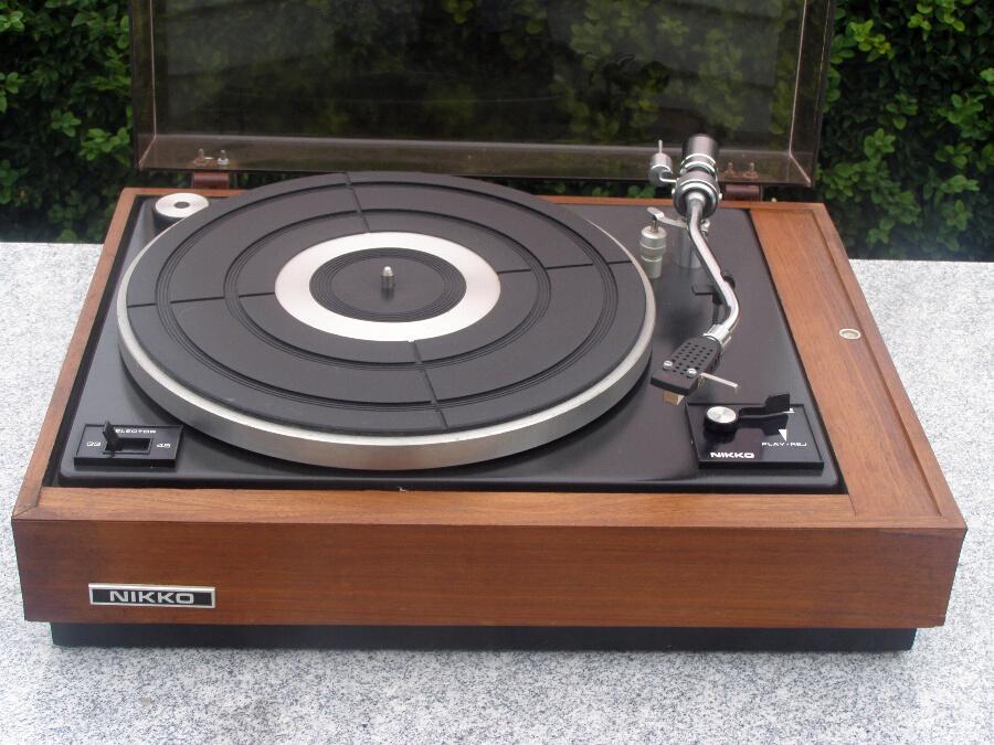 Vintage Turntables - Page 2 of 9 - Vintage Audio World com
