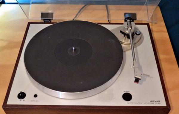 Luxman PD 290