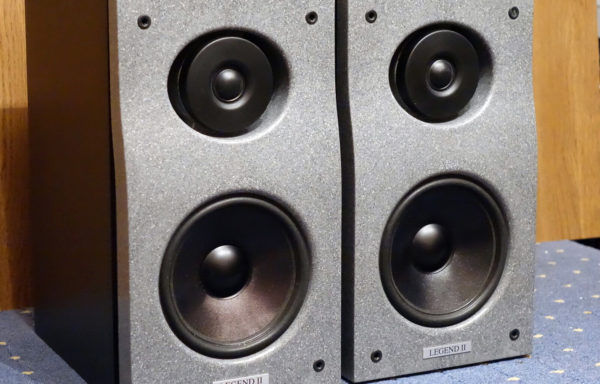 Philips Legend II Loudspeakers