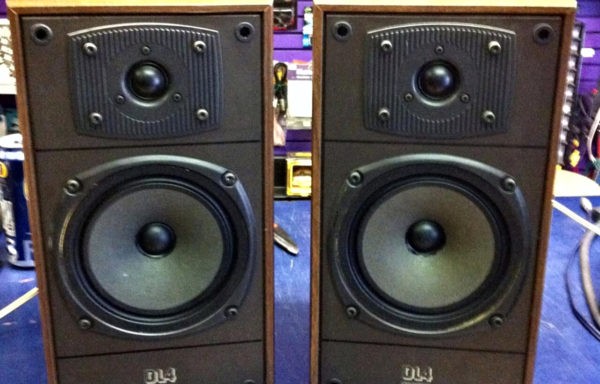 Celestion DL 4 Speakers