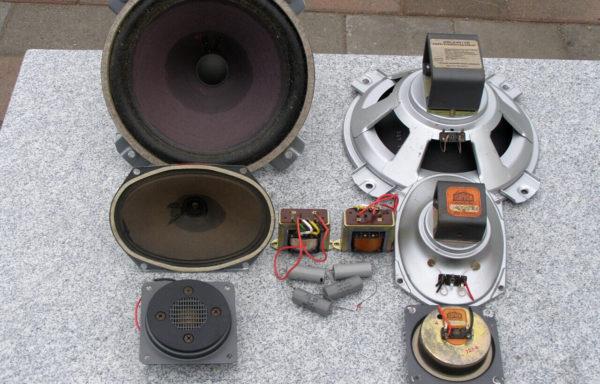 Isophon Speaker System Complete