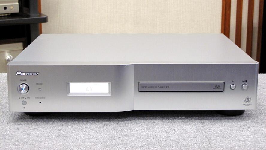 Pioneer PD 6D CD Player - Vintage Audio World com