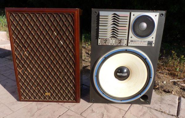 SANSUI SP – Z9II Loudspeakers