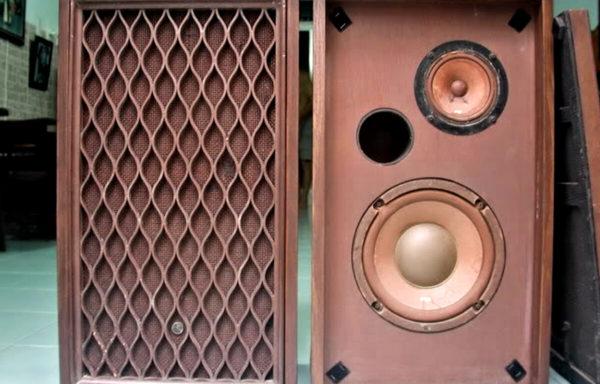 PIONEER CS 33A Loudspeakers