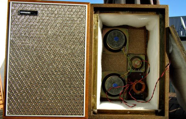 Goodmans SL Five Loudspeakers
