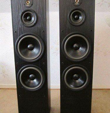 Infinity Reference 81 MK II 3 way Speakers