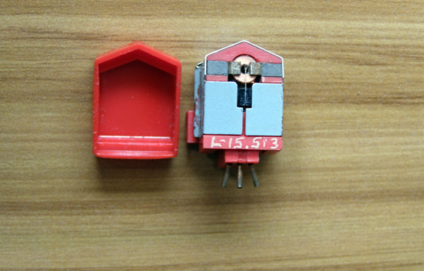 Decca London Export Cartridge