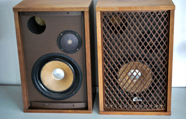 SANSUI SP 35 Speakers