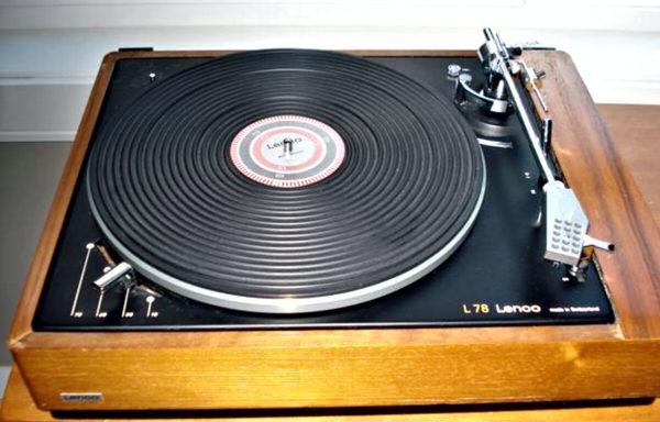 LENCO L78 Turntable