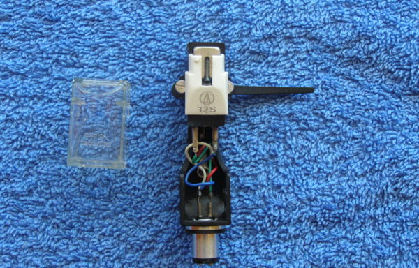 Audio -Technica Shibata AT12S Cartridge