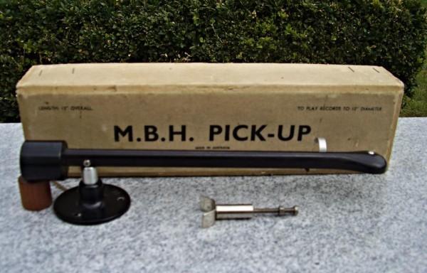 MBH 12 inch tonearm