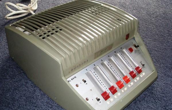 Philips EL 6415 mono valve amp