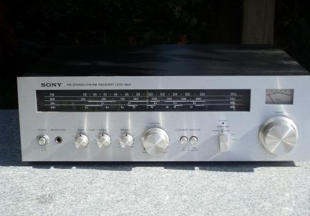 SONY STR 1800 AM/FM Receiver