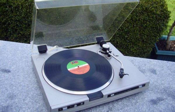 Sansui FR-D35 Direct Drive Turntable