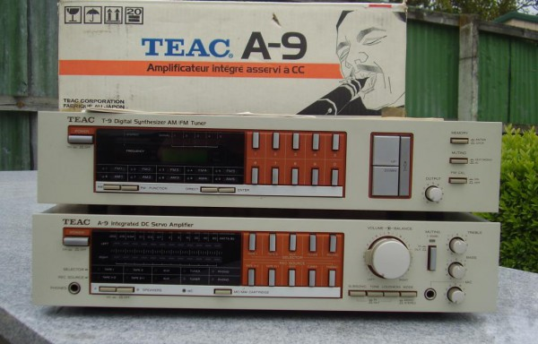 Teac A-9 Integrated Amp