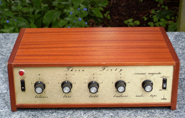 Thorn Forty integrated amp