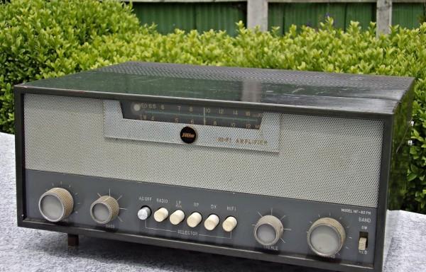 Trio HF-82PM Hi Fi Receiver