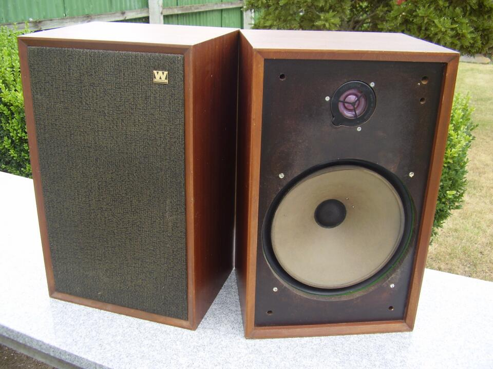 Wharfedale Melton Vintage Audio World Com